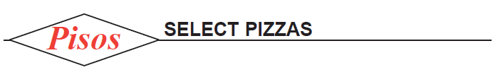 select pizza